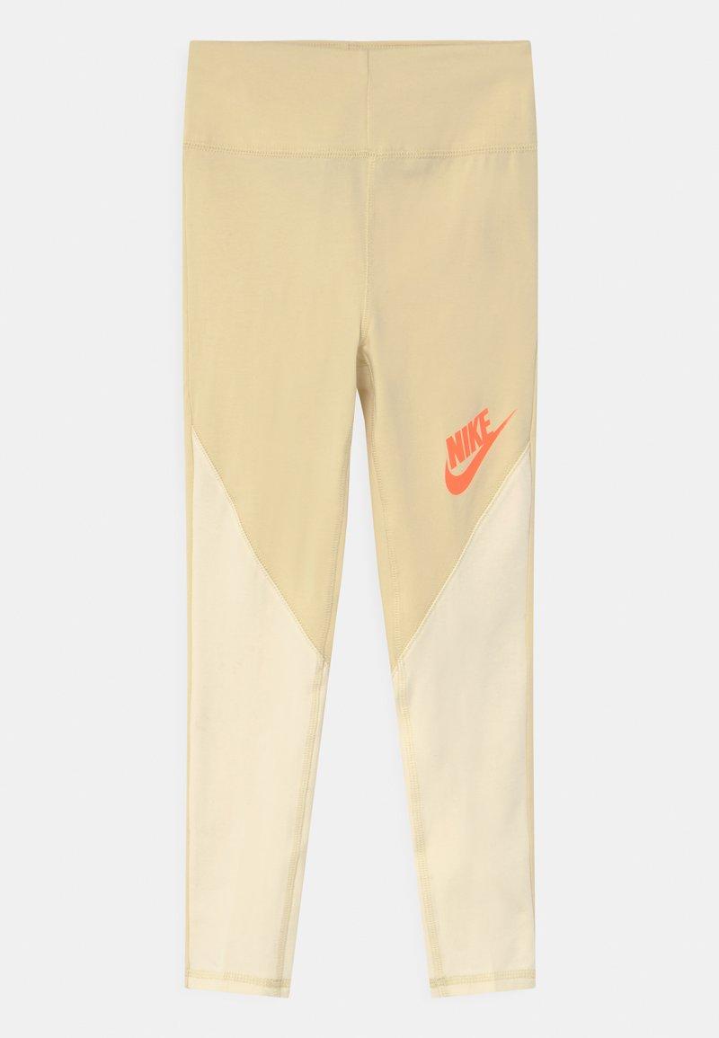 Nike Sportswear - Leggings - Trousers - lemon drop/coconut milk