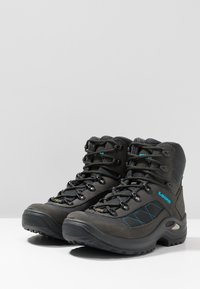 Lowa - TAURUS II GTX MID - Hiking shoes - anthrazit - 2