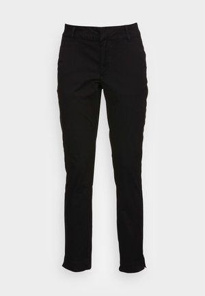 METTA PANTS - Trousers - black deep