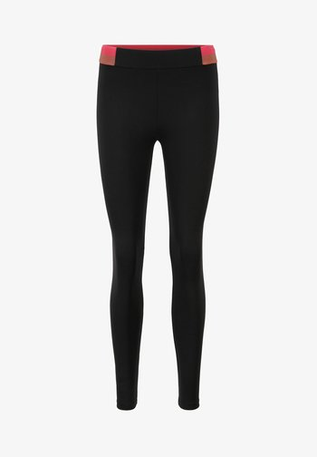 C_ERINA_ACTIVE - Leggings - Trousers - black
