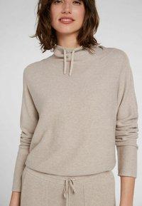 Oui - MIT - Sweatshirt - light stone - 4