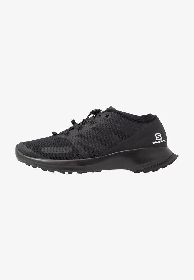 SENSE FLOW - Chaussures de running - black