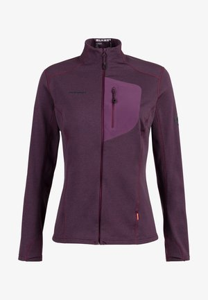 ACONCAGUA - Zip-up hoodie - blackberry