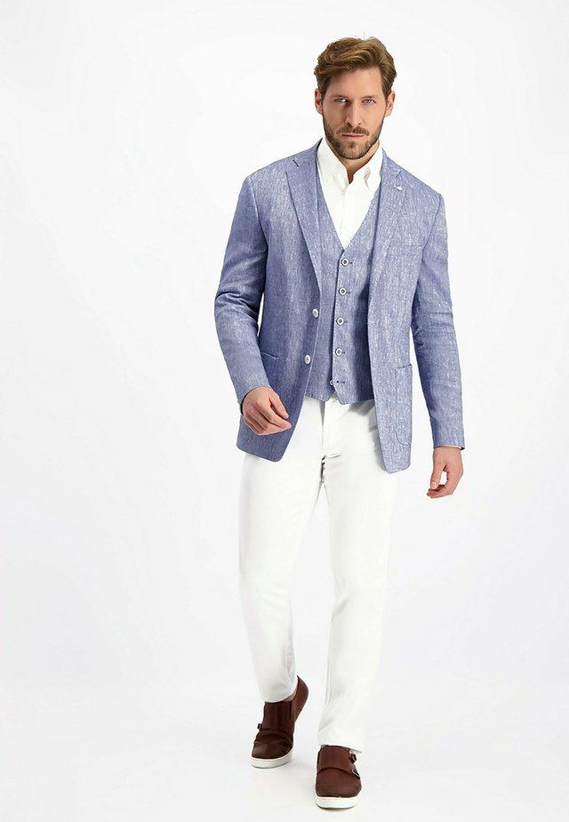 Blazer jacket - himmelblau