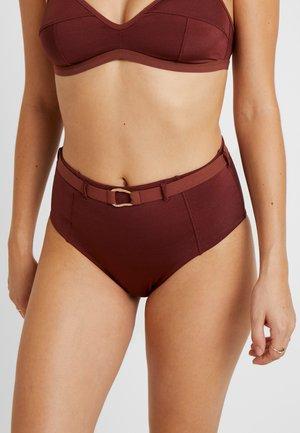 MOONFLOWER - Bikini bottoms - chocolat