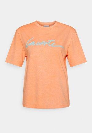 T-shirts med print - ledge