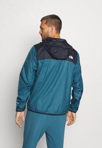 The North Face - MENS CYCLONE 2.0 HOODIE - Waterproof jacket - dark blue - 2