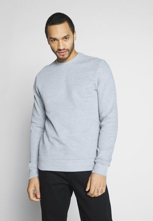 ONSORGANIC CREW NECK - Sudadera - medium grey melange