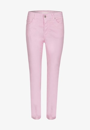 'TAMA CROPPED'  - Slim fit jeans - pink