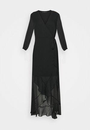 NEW BAJA DRESS - Maxi dress - jet black