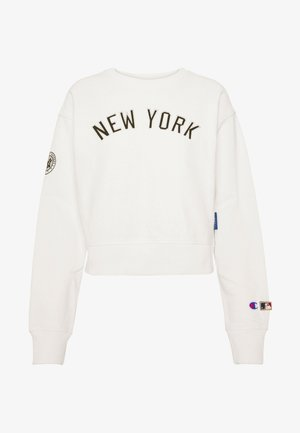 MLB NEW YORK YANKEES CREWNECK  - Fanartikel - beige