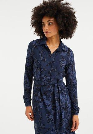 MET DESSIN - Skjortekjole - dark blue