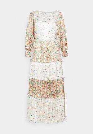BIBI DRESS - Maxiklänning - rainbow floral