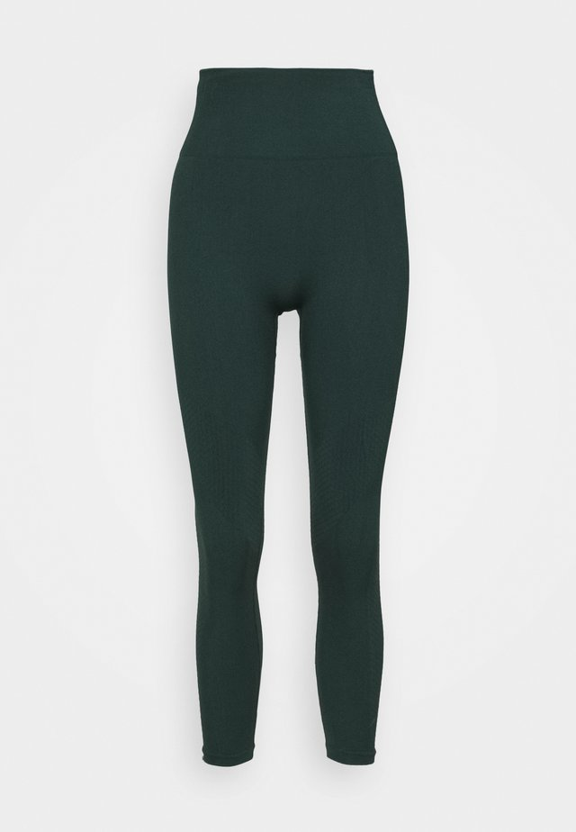 SEAMLESS 7/8 - Leggings - pro green