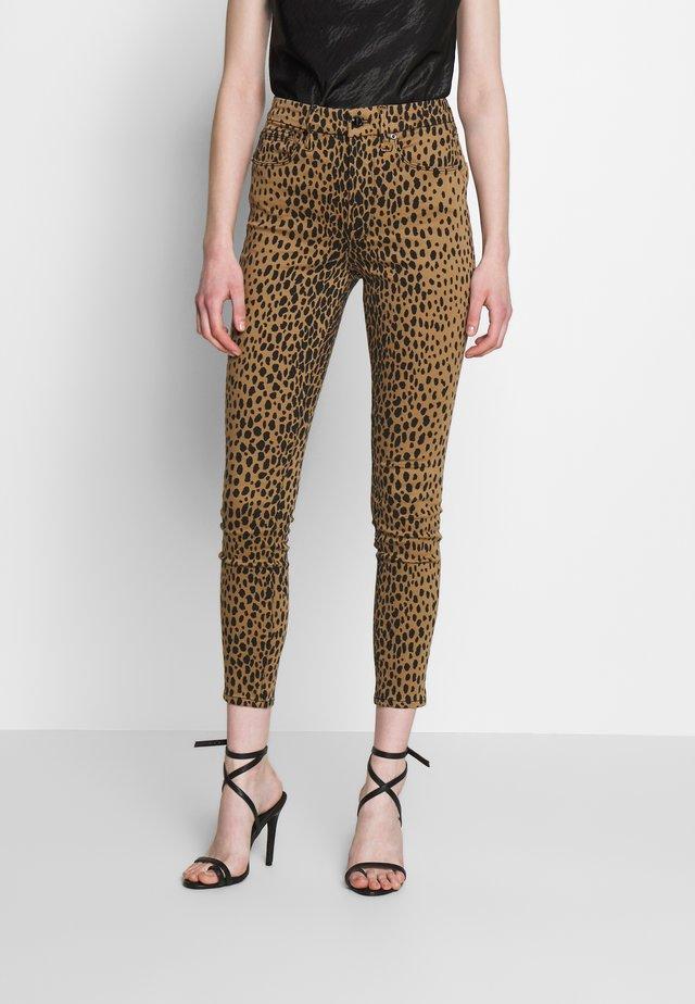 GOOD WAIST - Skinny džíny - coloured denim