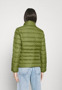 Tommy Jeans - BASIC - Dunjakke - olive tree - 4
