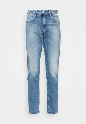 MARTY PANTS - Relaxed fit jeans - light blue