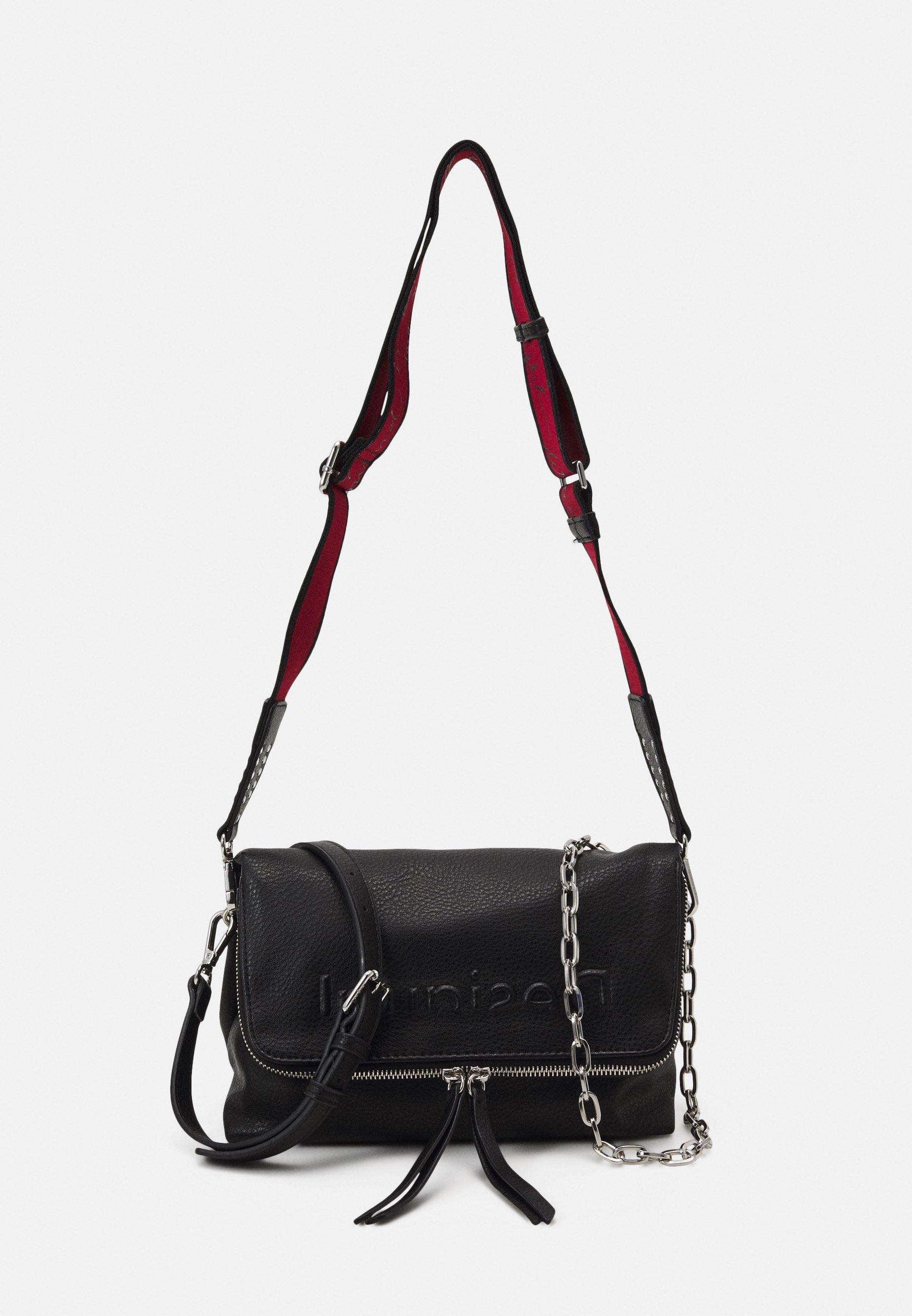 Women BOLS EMBOSSED HALF VENECIA - Across body bag