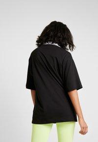 NEW girl ORDER - DRAGON - Žerzejové šaty - black - 2