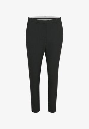 SYDNEY - Kalhoty - black