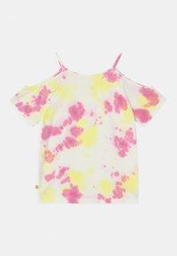 Lemon Beret - TEEN GIRLS - Print T-shirt - fuchsia rose - 1