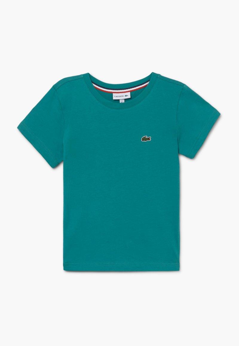 Lacoste - TURTLE NECK - T-shirt - bas - niagara