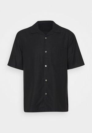 CHILL SHORT SLEEVE - Shirt - black