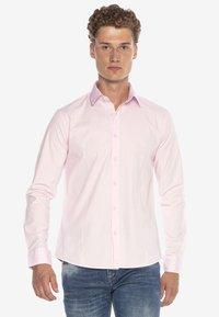Cipo & Baxx - HECTOR - Formal shirt - pink - 0