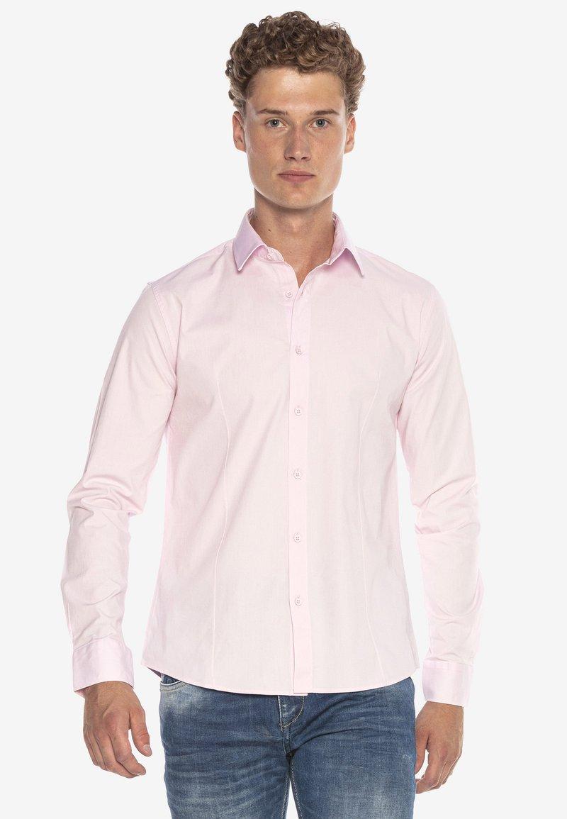 Cipo & Baxx - HECTOR - Formal shirt - pink
