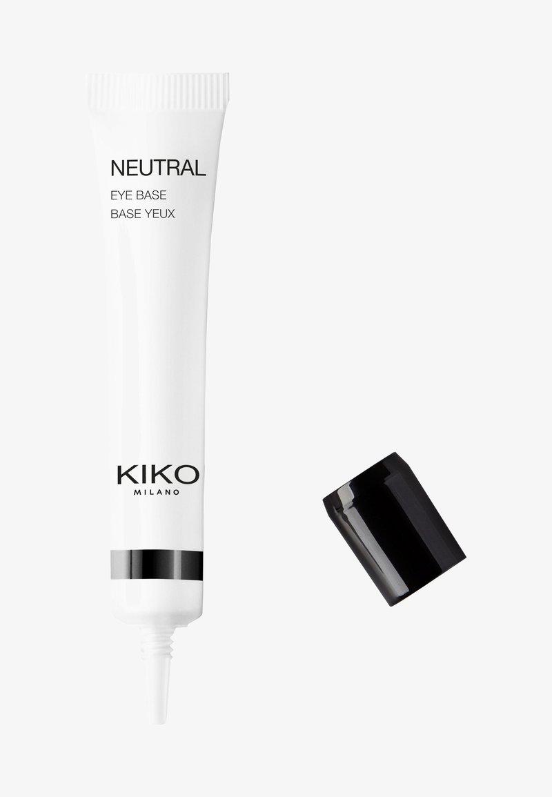 KIKO Milano - NEUTRAL EYE BASE - Eye primer - -