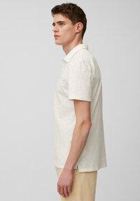 Marc O'Polo - Polo shirt - egg white - 3