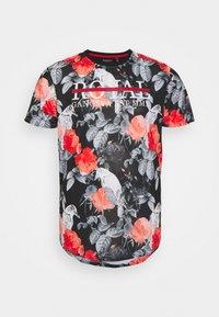 Brave Soul - RAVE - Print T-shirt - white - 0