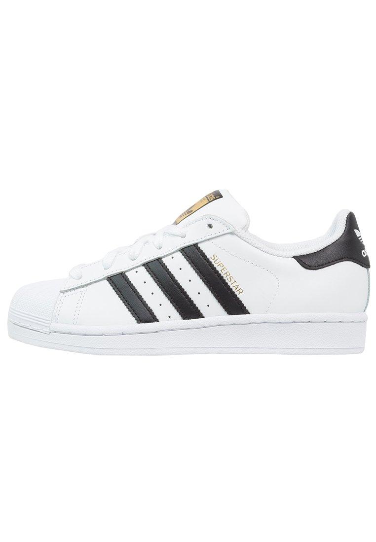 sanar Tristemente alcanzar  adidas Originals SUPERSTAR - Baskets basses - white/core black/blanc -  ZALANDO.FR