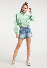 myMo - Light jacket - neo mint - 1