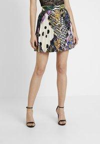 River Island - Mini skirt - multicoloured - 0