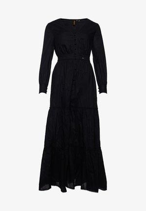BOHEMIAN - Vestido largo - black
