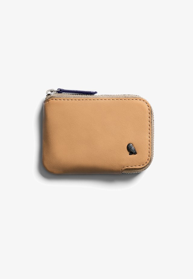 CARD POCKET - Wallet - tan