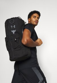 Under Armour - PROJECT ROCK 60 - Sac à dos - black - 0