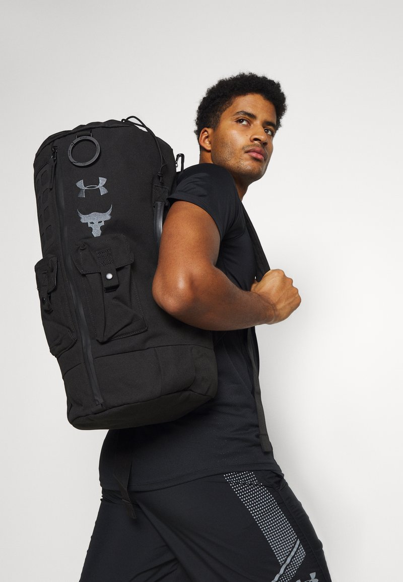 Under Armour - PROJECT ROCK 60 - Sac à dos - black