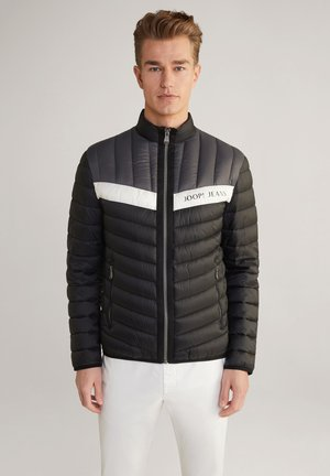 GIACCOMOS - Winter jacket - hellgrau/weiß