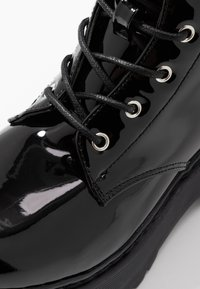 Glamorous Wide Fit - Platform ankle boots - black - 2