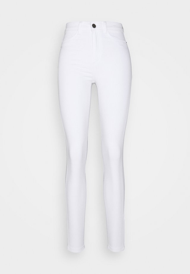 NMCALLIE - Jeans Skinny Fit - bright white