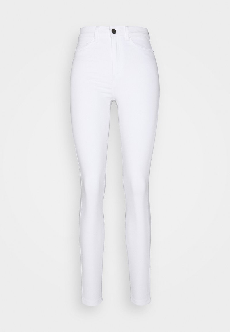 Noisy May - NMCALLIE - Jeans Skinny Fit - bright white