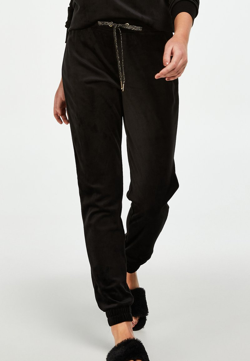 Hunkemöller - Pyjamabroek - black