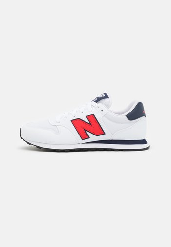 500 - Sneakers basse - white