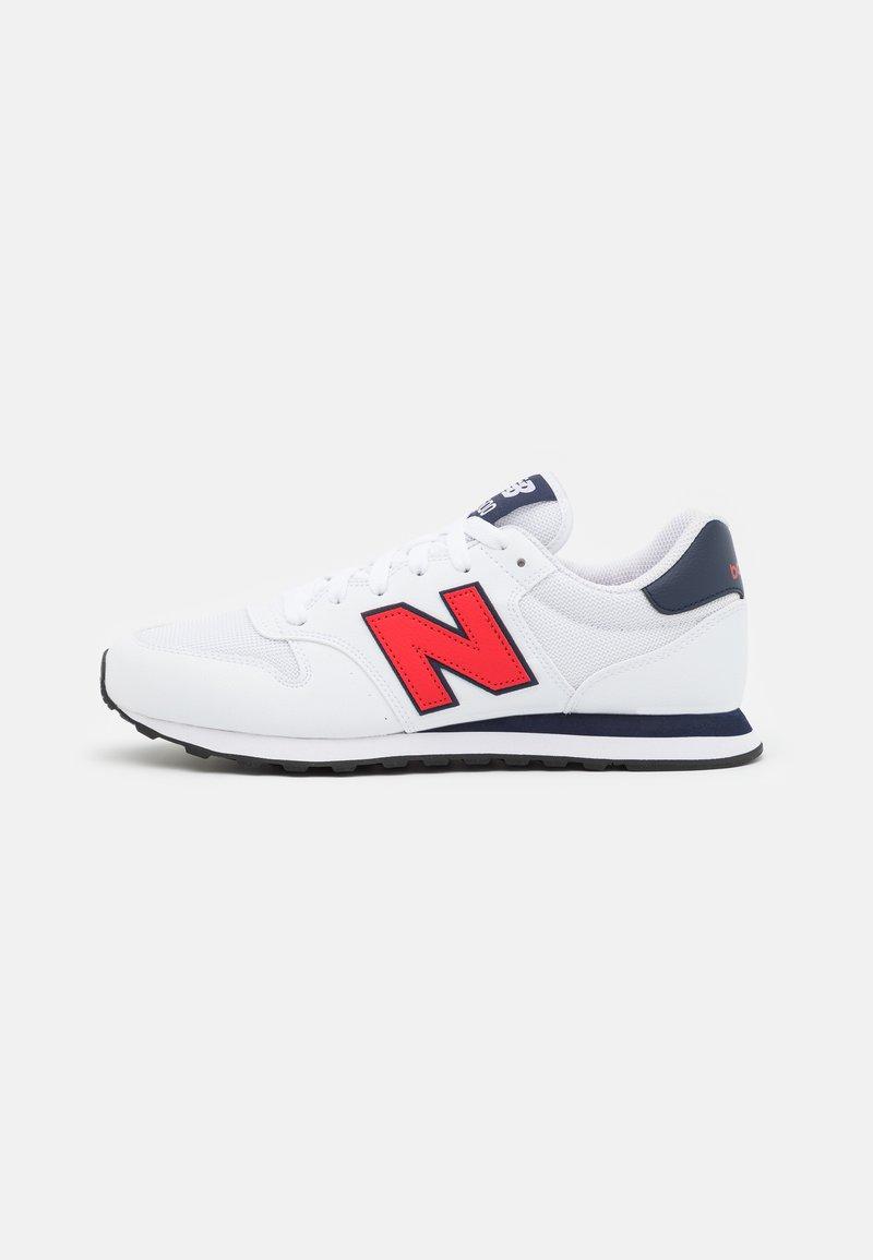 New Balance - 500 - Trainers - white