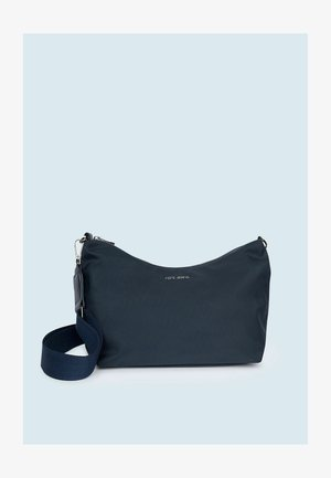 Taška spříčným popruhem - dark blue