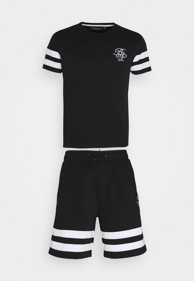 CASALE - T-shirt print - jet black
