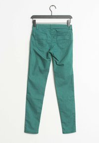 Benetton - Relaxed fit jeans - green - 1