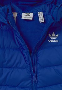 adidas Originals - UNISEX - Down jacket - royal blue/white - 3